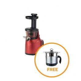 Khind Slow Juicer Specifications : KHIND Slow Juicer