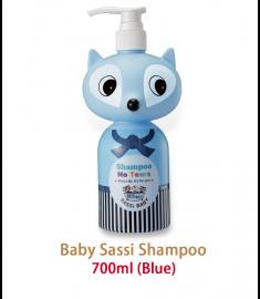 Sassi Baby Shampoo (Blue) 700ml
