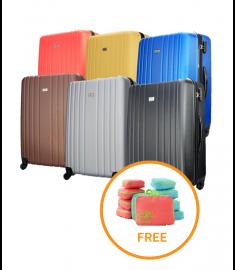 Umberto Ravelli Luggage Set (18 + 22 +26 inch)