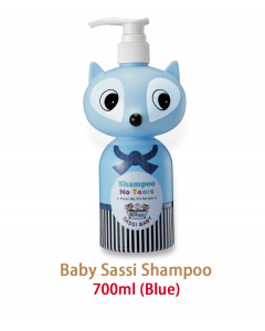 Sassi Baby Shampoo (Blue) 700ml