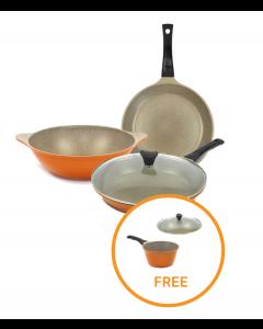 Korean Non-stick Cookware Set