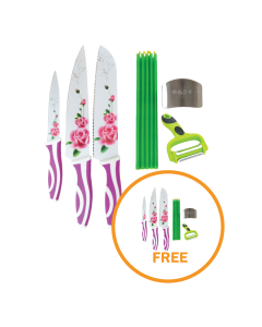 Stylish Ceramic Knife (6pcs)