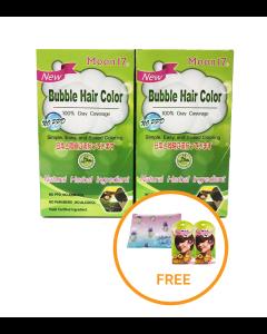 Moon 17 Bubble Hair Color