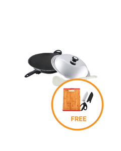 Silwa Durable Non-Stick Frying Wok