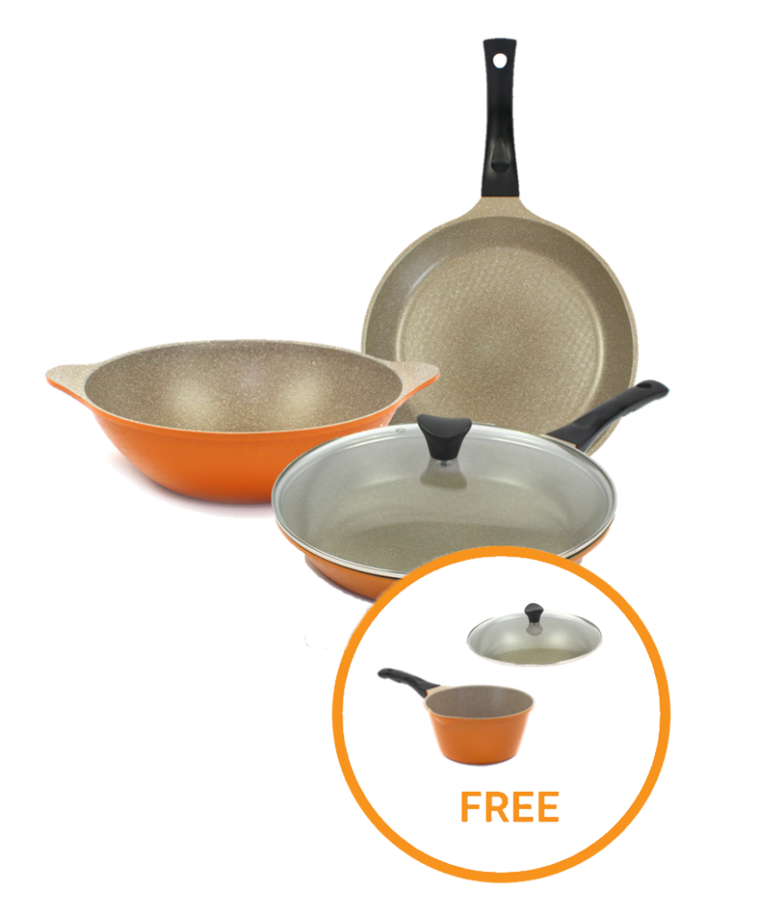 Korea Cookware Set