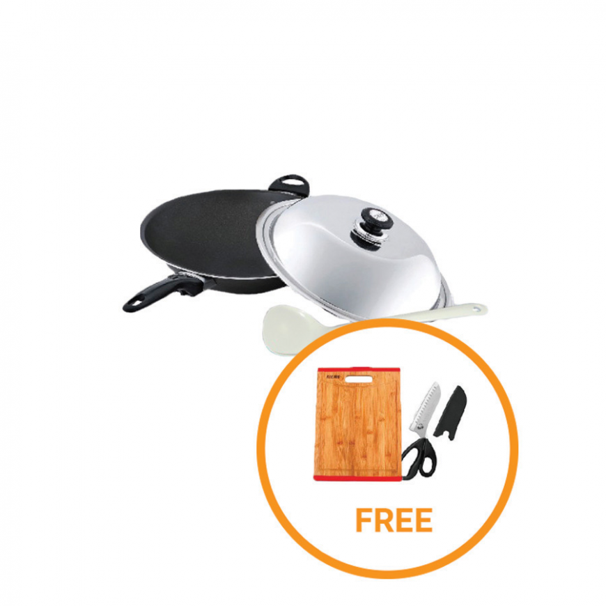 Silwa Frying Wok Set